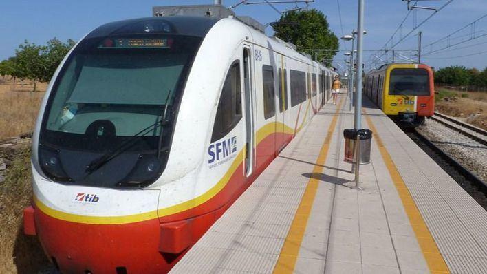 SFM ofrece servicios especiales de tren por la celebración de Sant Antoni