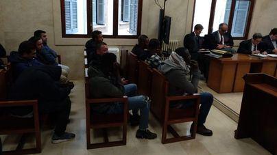 Aplazan hasta mayo el juicio a 15 miembros de una banda que vendía droga en Magaluf