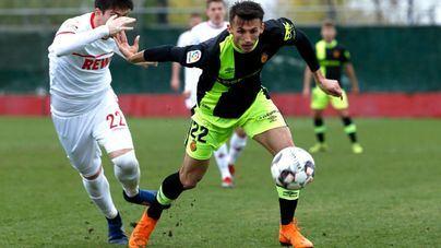 El Mallorca gana 1-0 al FC Colonia en el debut del croata Budimir