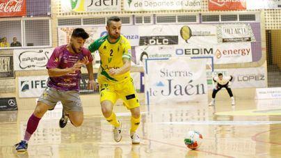 El Jaén tumba al Palma y se mete en la Final a cuatro de la Copa del Rey