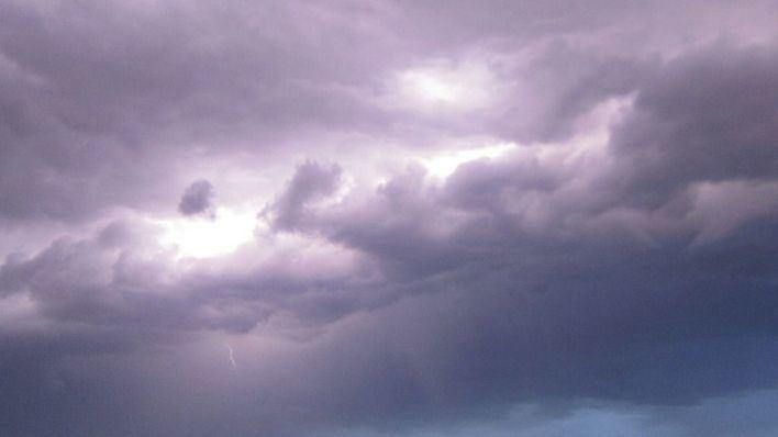 Jueves nuboso en Baleares con precipitaciones por la tarde