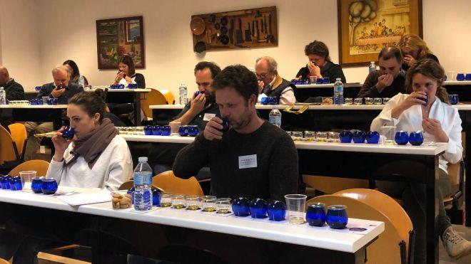 La Escuela de Hostelería acoge la segunda edición de cata profesional de aceite virgen