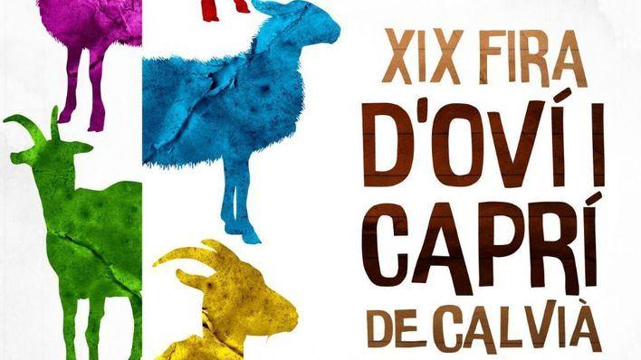 Calvià convoca el concurso de carteles de la XX Fira d'Oví i Caprí