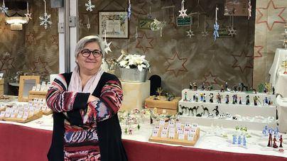 """Los artesanos piden a Cort la renovación del mercado de Navidad por """"obsoleto"""""""