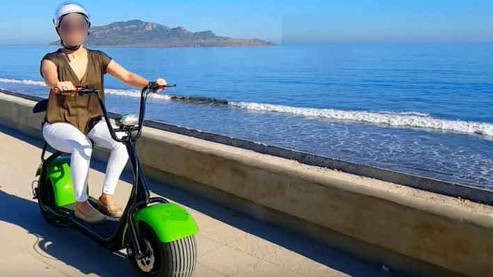 Alquilaba scooters y patinetes en Playa de Palma