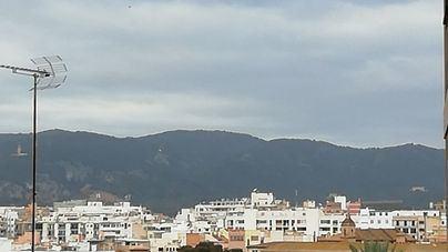 Llegan las lluvias a Mallorca en el fin de semana de Sant Sebastià