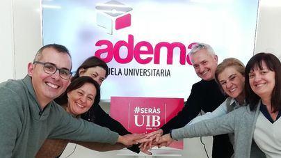 ADEMA promociona la salud bucodental en centros escolares de Mallorca