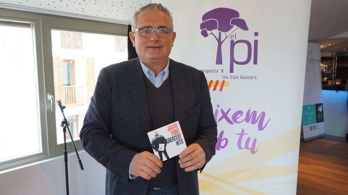 Font presenta su candidatura de El PI con una apuesta por