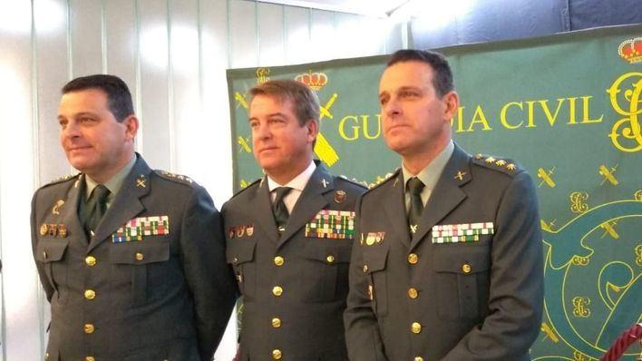 Hernández Mosquera recuerda en su toma posesión a Malén Ortiz y los guardias asesinados por ETA