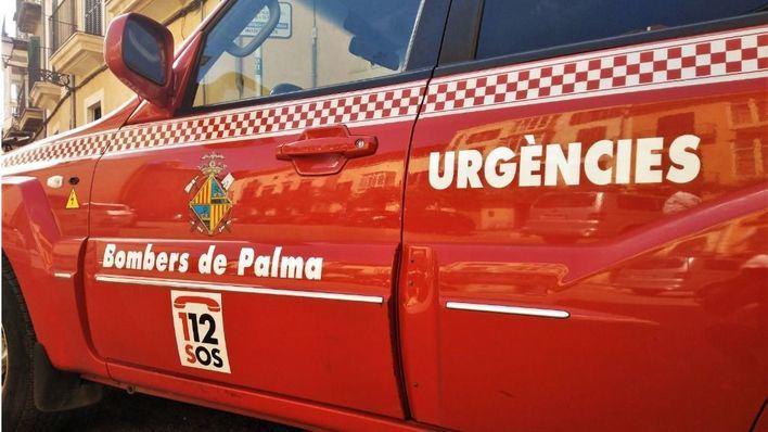 Dos heridos, uno grave, al quemarse con el líquido inflamable de una estufa en un bar de Palma