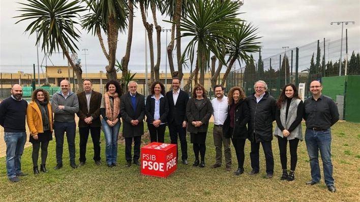 Cladera tiene el apoyo de los alcaldes socialistas para encabezar la lista al Consell de Mallorca en mayo