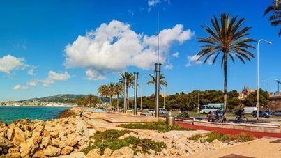 Cielo poco nuboso pero variable en Baleares este sábado