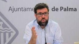 Antoni Noguera, alcalde Palma