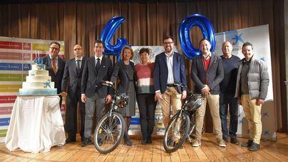 Palma celebra este domingo el 40 aniversario de la Fiesta Ciclista de Sant Sebastià