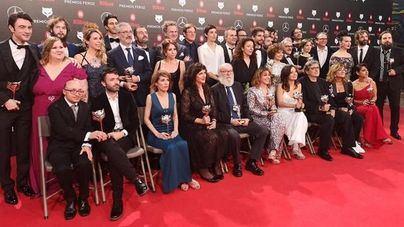 'Campeones' y 'El reino', películas ganadoras en los Premios Feroz 2019