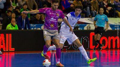 El Palma Futsal consolida su reacción con un triunfo ante el Antequera