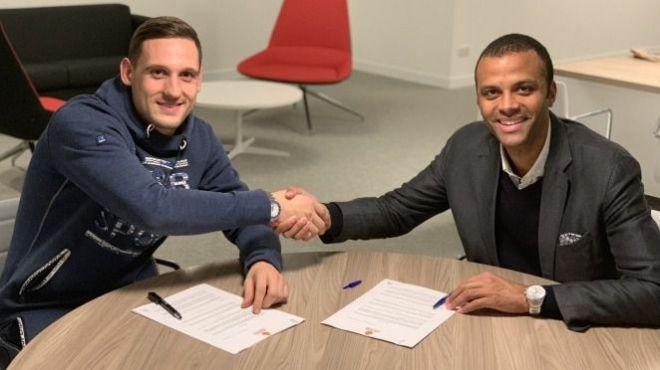 El delantero Stojiljkovic, nuevo jugador del Mallorca