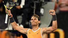 Rafa Nadal arrolla a Tiafoe y se verá en semifinales con Tsitsipas