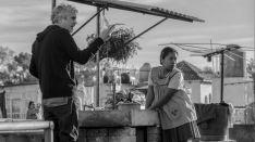 Roma, primera cinta de habla hispana nominada a 'Mejor Película' en los Oscar