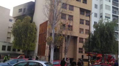 El Colegio de Abogados, preocupado por los retrasos en el Juzgado de Ibiza a causa del incendio