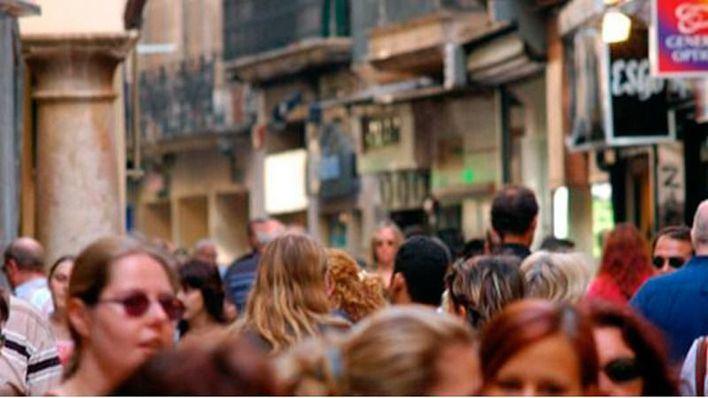 Los extranjeros ya suponen el 10 por ciento de toda la población de Palma