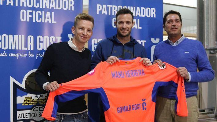 Manu Herrera llega al Baleares decidido a