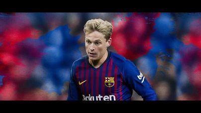 El Barça ficha a De Jong por 75 millones de euros