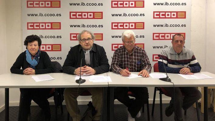 Los Jubilados de Mallorca piden a los partidos defender las pensiones en los programas electorales