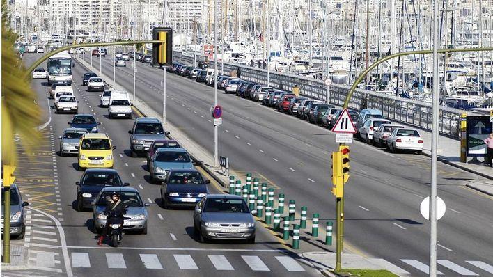 Aumenta la contaminación de CO2 en Baleares por la caída en las ventas de coches diésel