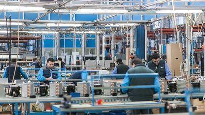 Los precios industriales en Baleares suben un 2,1 por ciento en 2018