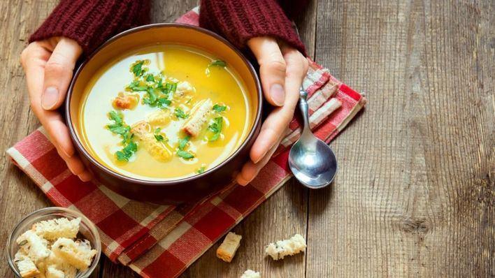 Qué comer para aumentar la temperatura corporal este invierno