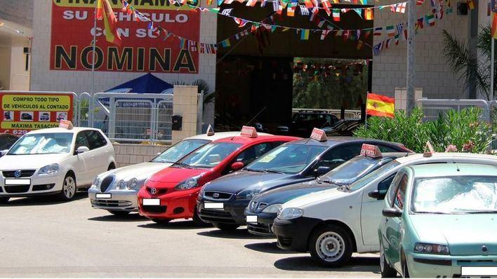 El precio medio de los turismos de segunda mano en Baleares fue de 11.349 euros en 2018