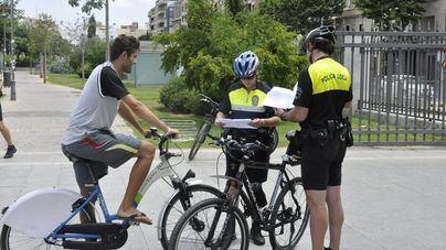 Tramitar multas de tráfico en Palma requerirá cita previa desde el 1 de febrero