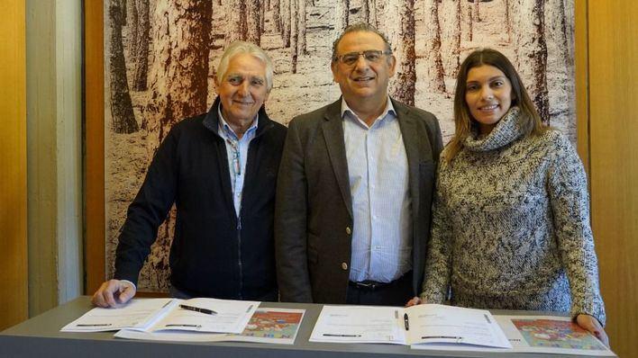 Calvià entrega 7.000 euros a Aspanob y Fundación Nemo