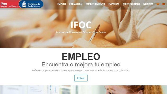 El IFOC pone en marcha una nueva web