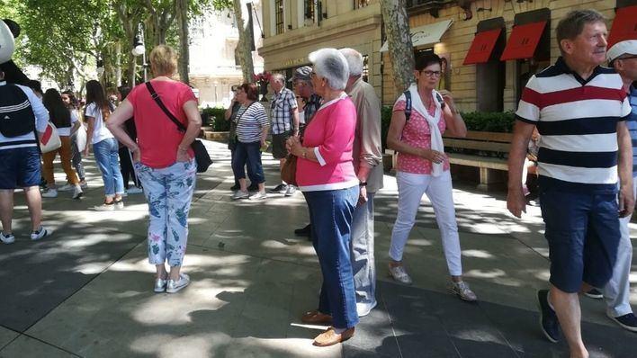 El 47% de la población mundial cree vivir en una ciudad con demasiados turistas, según un estudio de la OMT