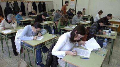 Hoy son los exámenes escritos de catalán de los niveles A2 y C1