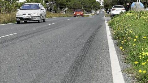 El PP preguntará por las mejoras previstas en la carretera Ibiza-Sant Josep-Sant Antoni