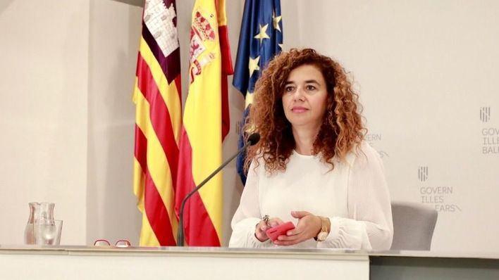 Pilar Costa encabeza la lista del PSOE de Ibiza en el Parlamento Balear