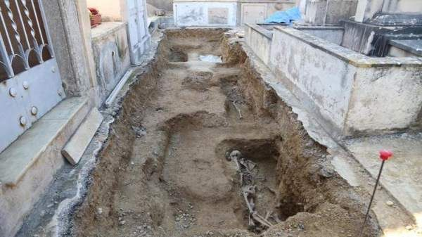 Este lunes comienza la búsqueda de tres represaliados menorquines en la fosa de Bunyola