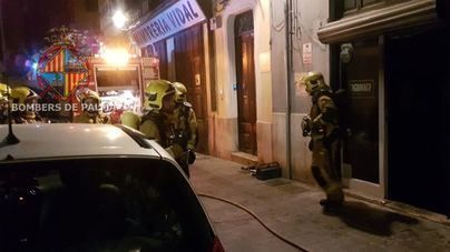 Arde el restaurante Tagomago de Palma tras incendiarse la cocina