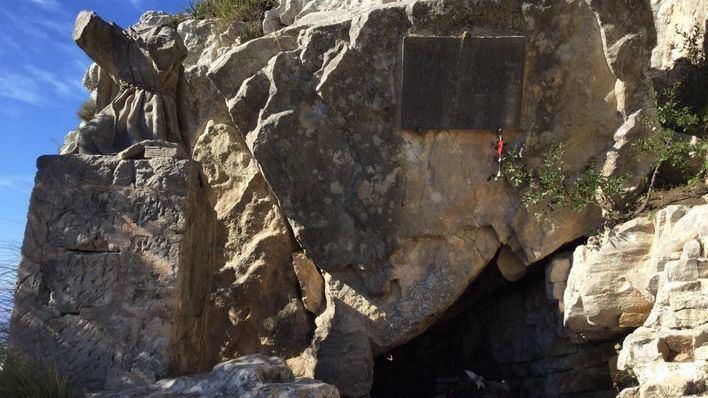 La cueva de Ramon LLull tendrá control de acceso durante la restauración