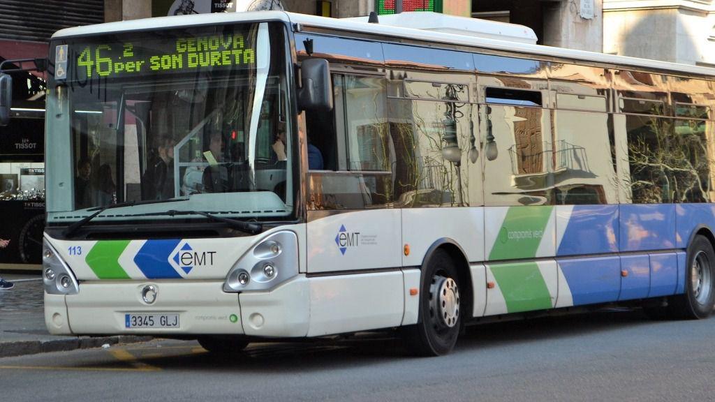 eeedef7503f9 Casi 42 millones de personas subieron a los buses de la EMT en 2018 ...