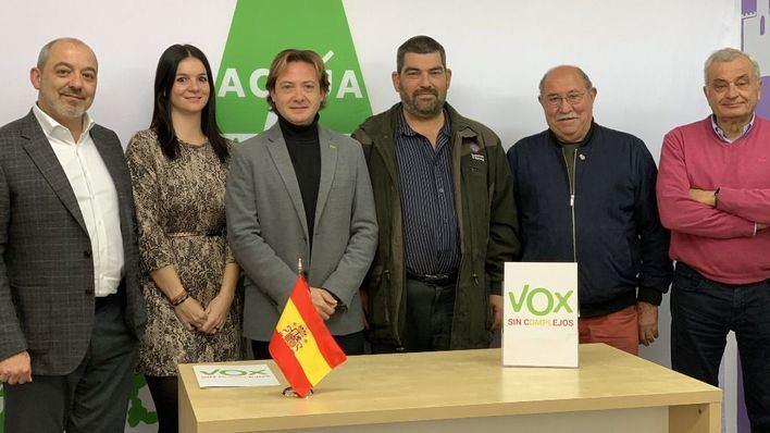 """Vox Baleares se reúne con los cazadores en un encuentro """"muy positivo"""""""