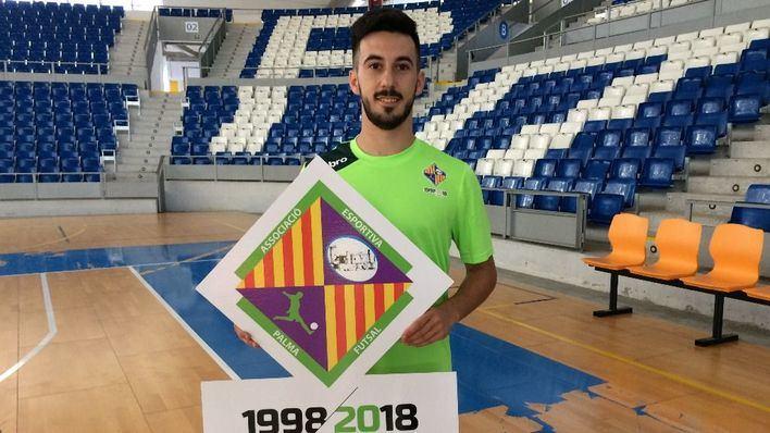 Joselito deja el Palma Futsal cedido al Burela