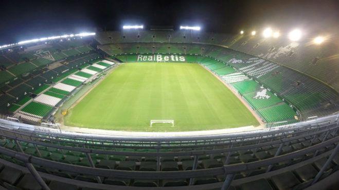 El campo del Betis, escenario de la final de Copa del Rey