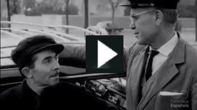 Vídeo viral: los taxistas de antes