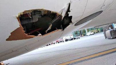 Air Europa señala a Swiftair como responsable del aterrizaje de emergencia del pasado lunes