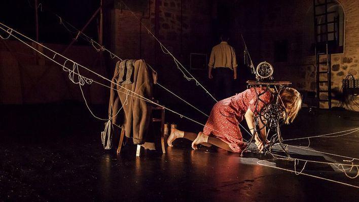 El Teatre del Mar acoge 'La voz dormida'