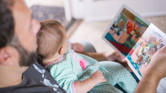 Se dispara un 21,2 por cien el gasto en prestaciones de paternidad en Baleares